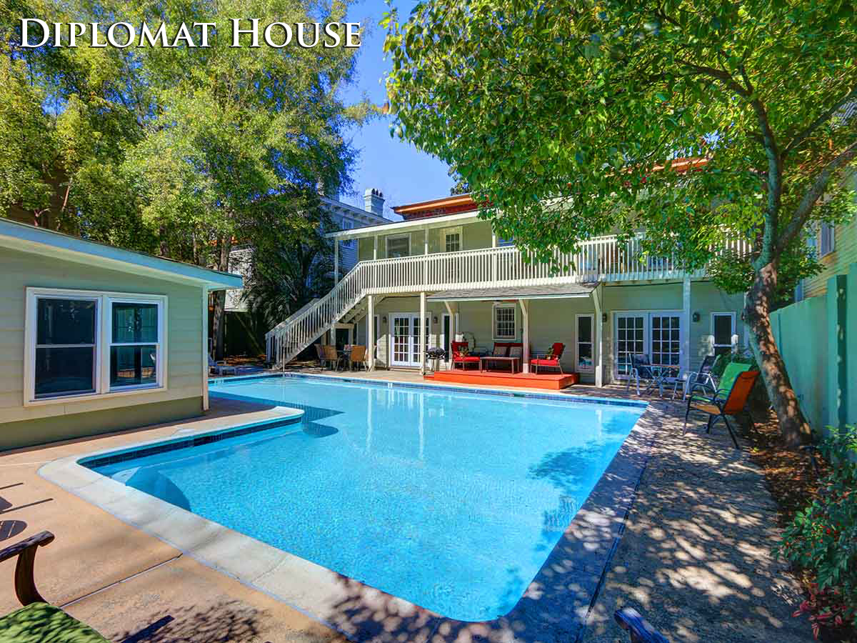 Savannah Vacation Home Rentals With Pool Book Top Places